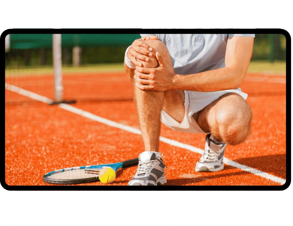 Sports Injuries Pain  Treatment